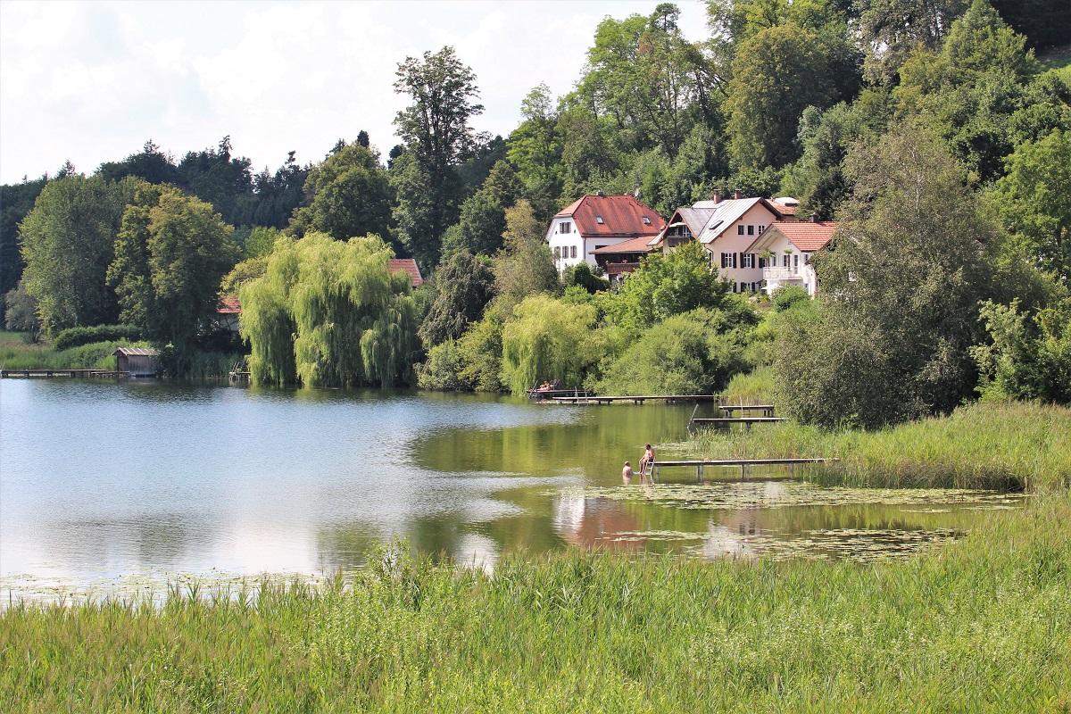 Chiemgau See