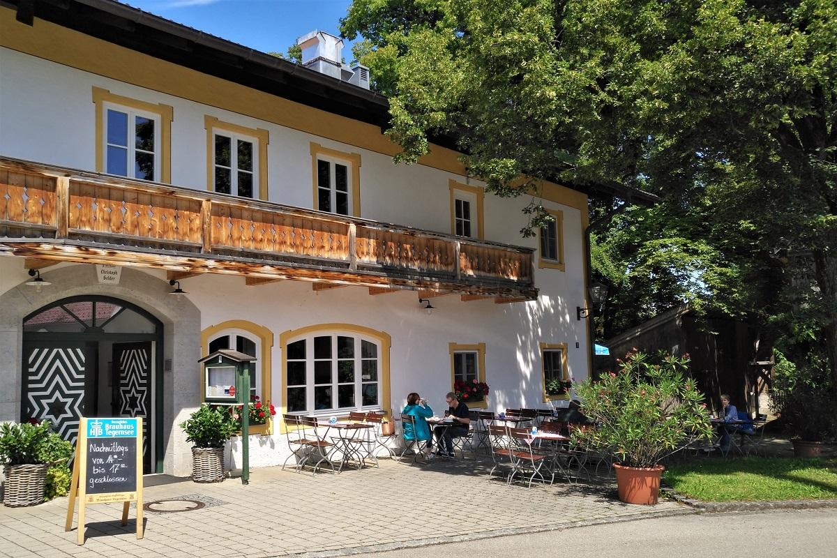 Chiemgau Schlosswirtschaft Wildenwart