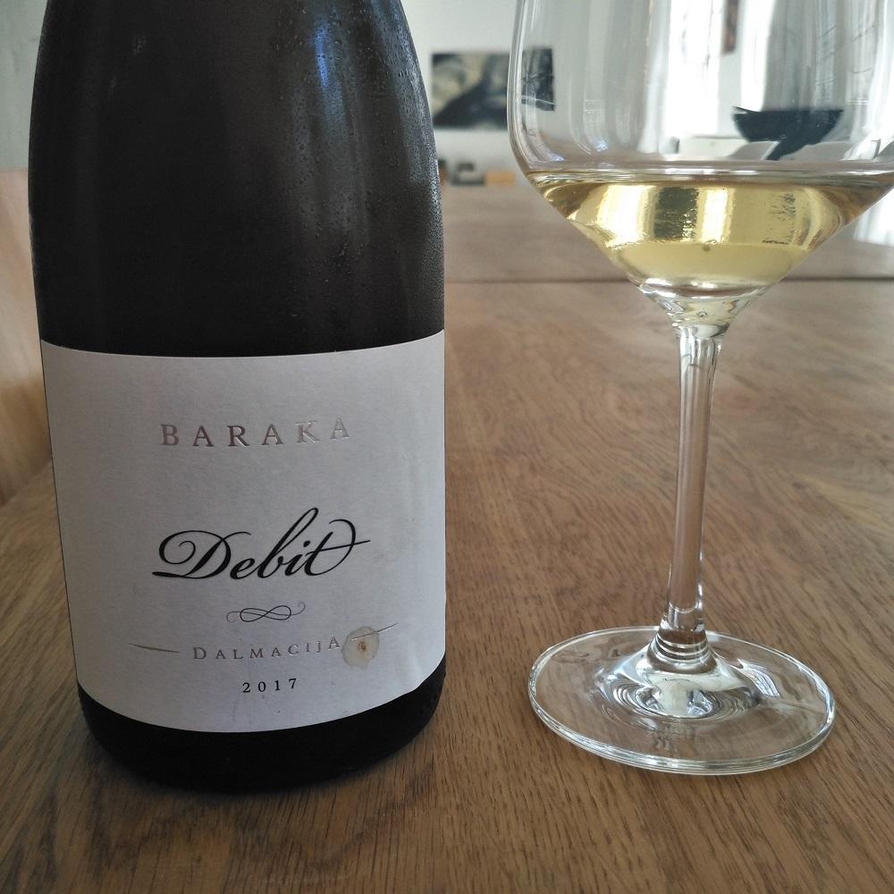 Wein Kroatien Baraka Debit