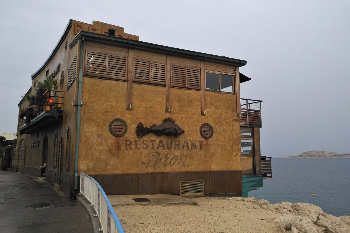 Marseille Restaurant Peron