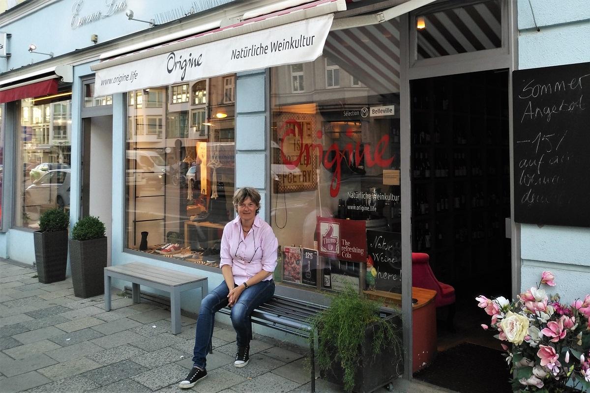 Origine München Weinhandlung Natural Wine