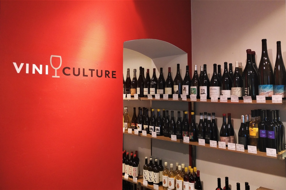 Viniculture wine shop Berlin