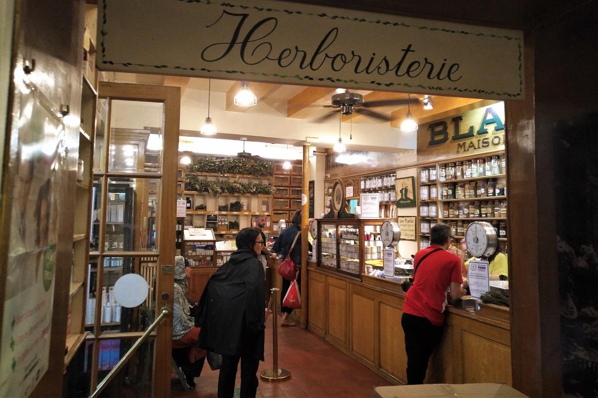 Marseille Herboristerie Blaise