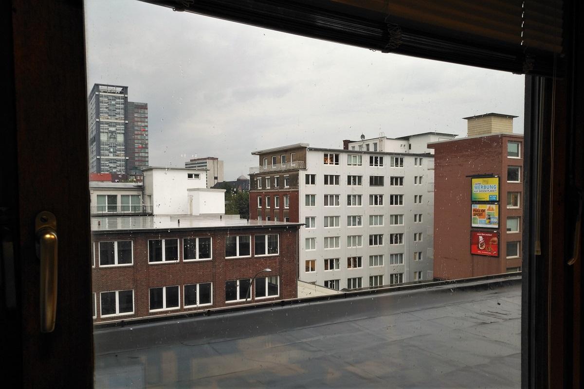 Hamburg Fensterblick