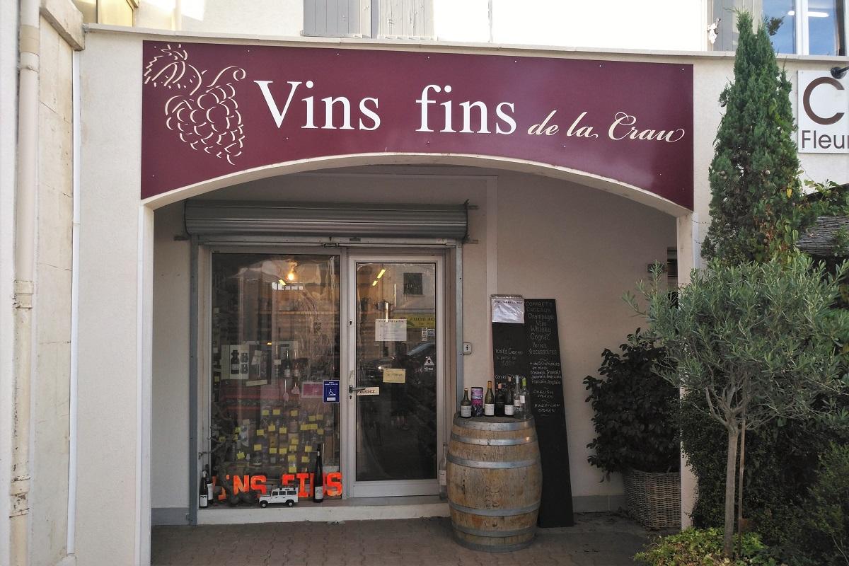 Altwein Frankreich Vins fins de la Crau