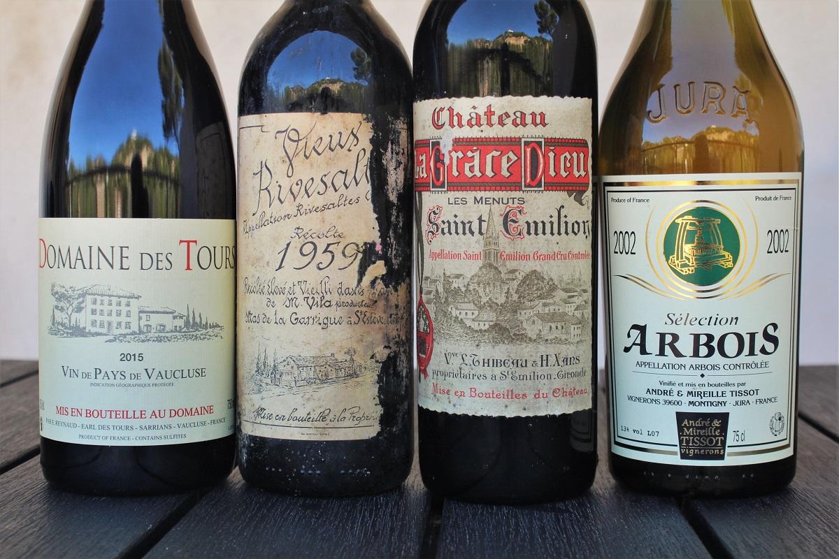 Altweine Vins find de la Crau