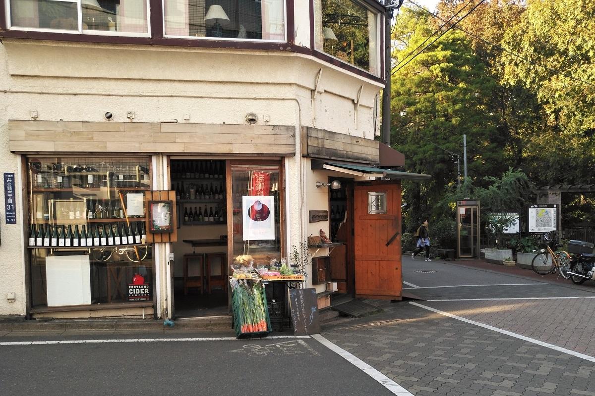 Weinbars Tokio Biancara