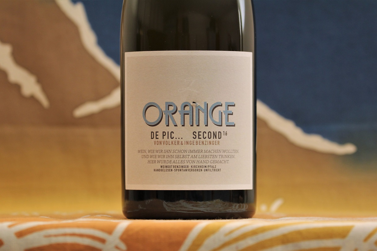 Benzinger Orange second
