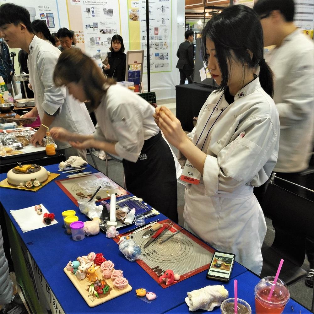 Coex Food Week Seoul Korea