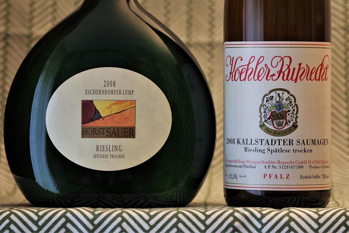 Riesling 2008 Horst Sauer Koehler-Ruprecht