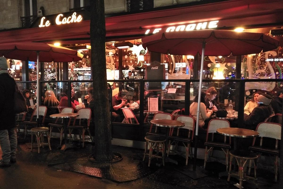 Paris Bistrot Le Coche