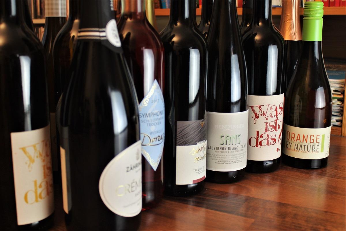 Biofach 2019 Wein
