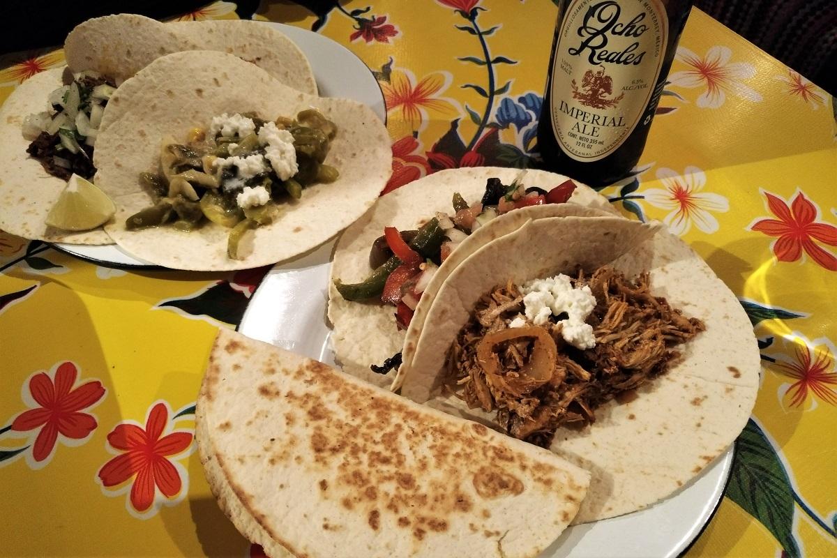 Paris La Catrina Tacos