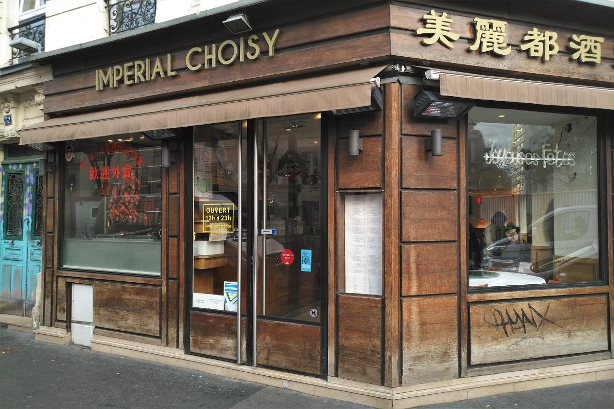 Paris Restaurant Impérial Choisy