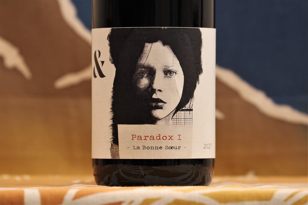 Handwein Paradox Dornfelder