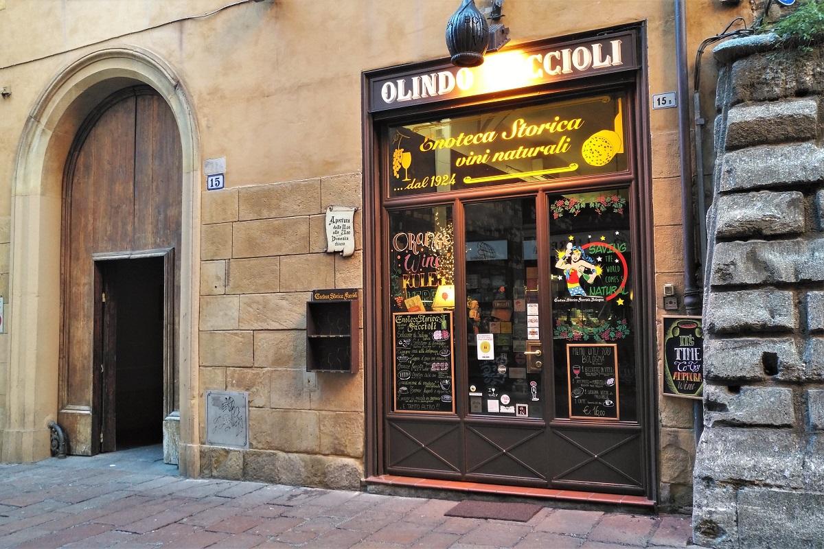 Bologna Enoteca Faccioli
