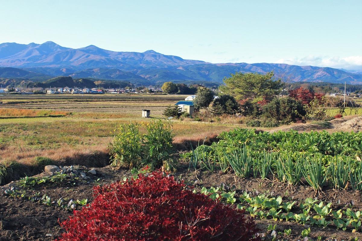 Landschaft Tochigi Japan