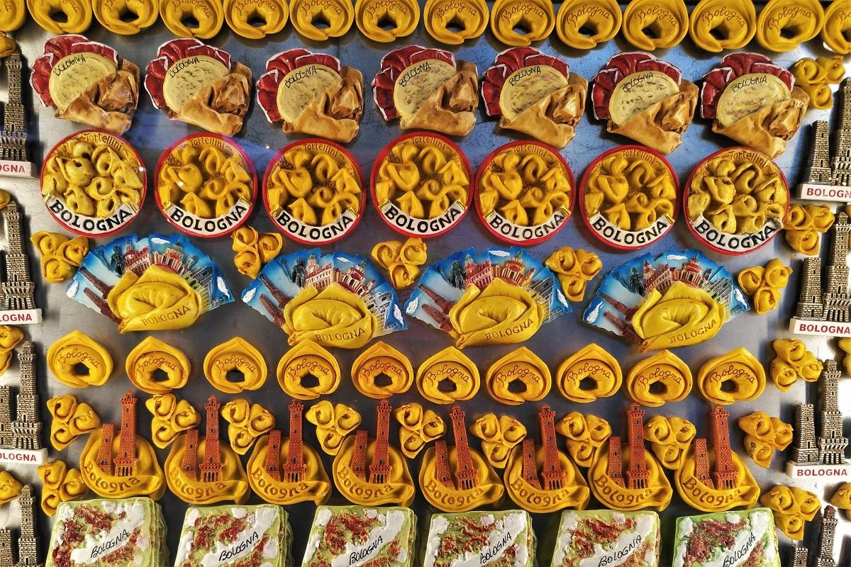 Tortellini Bologna Magnet