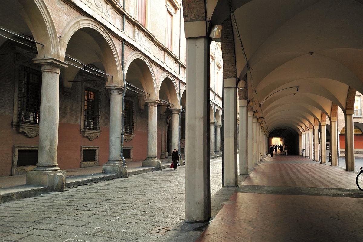 Bologna Arkaden