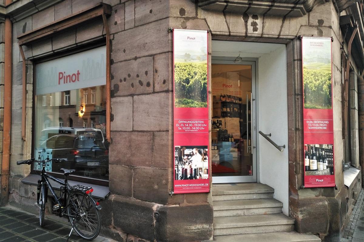 Pinot Weinhandel Nürnberg