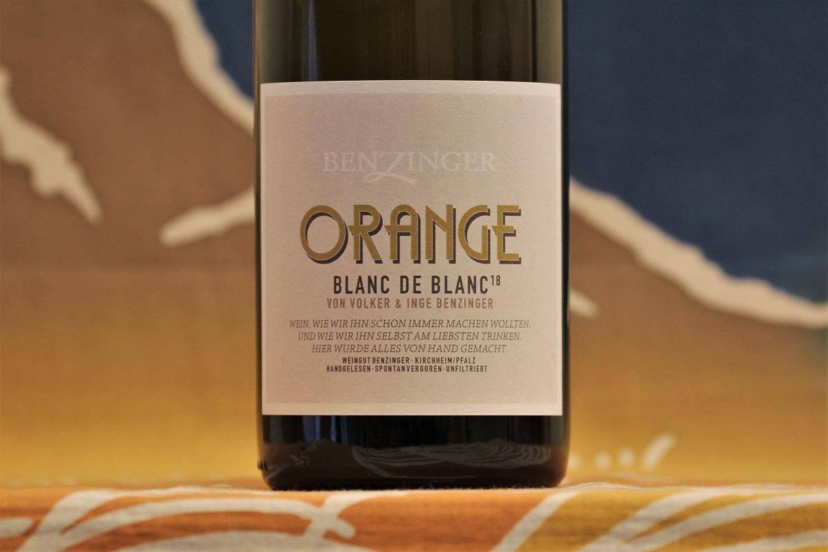 Benzinger Orange Silvaner
