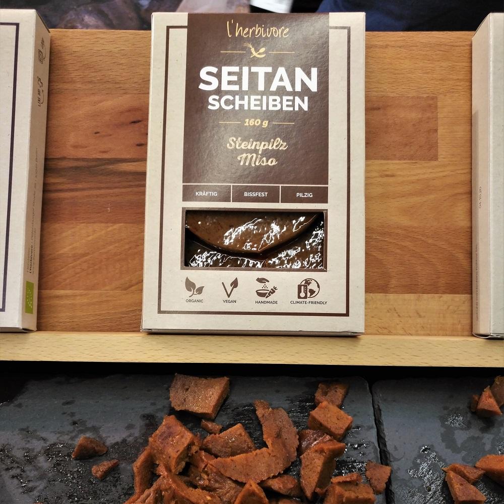 L'Herbivore Seitan