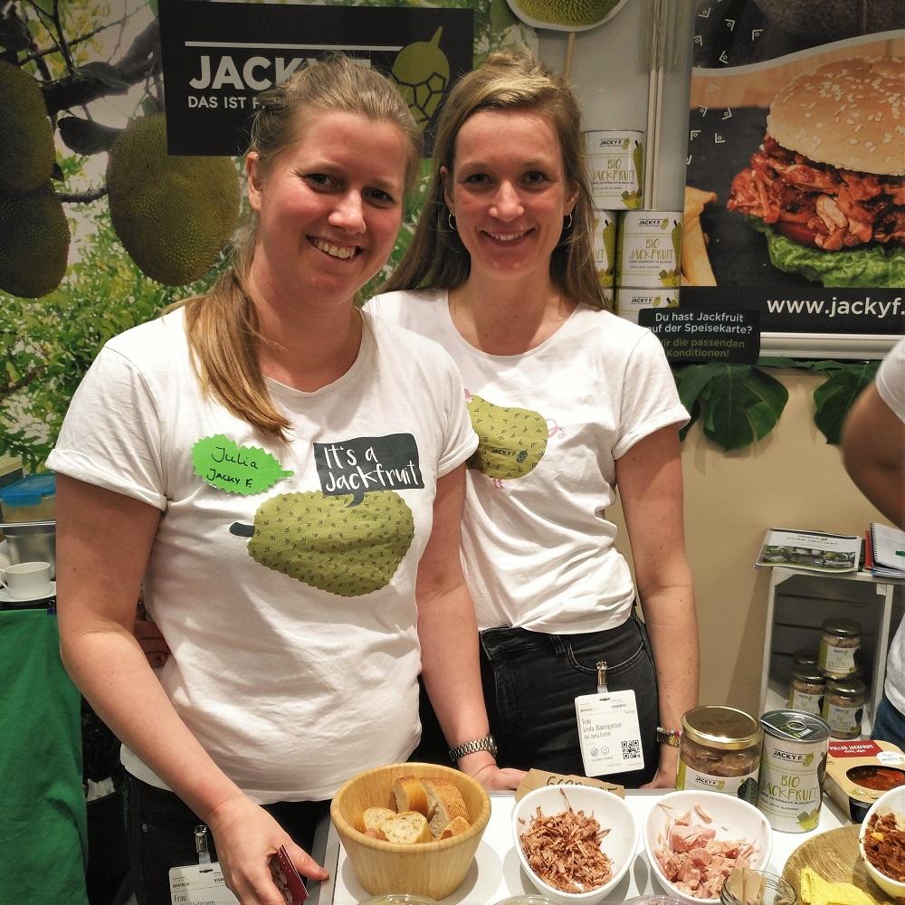 Jackie F Jackfruit vegan