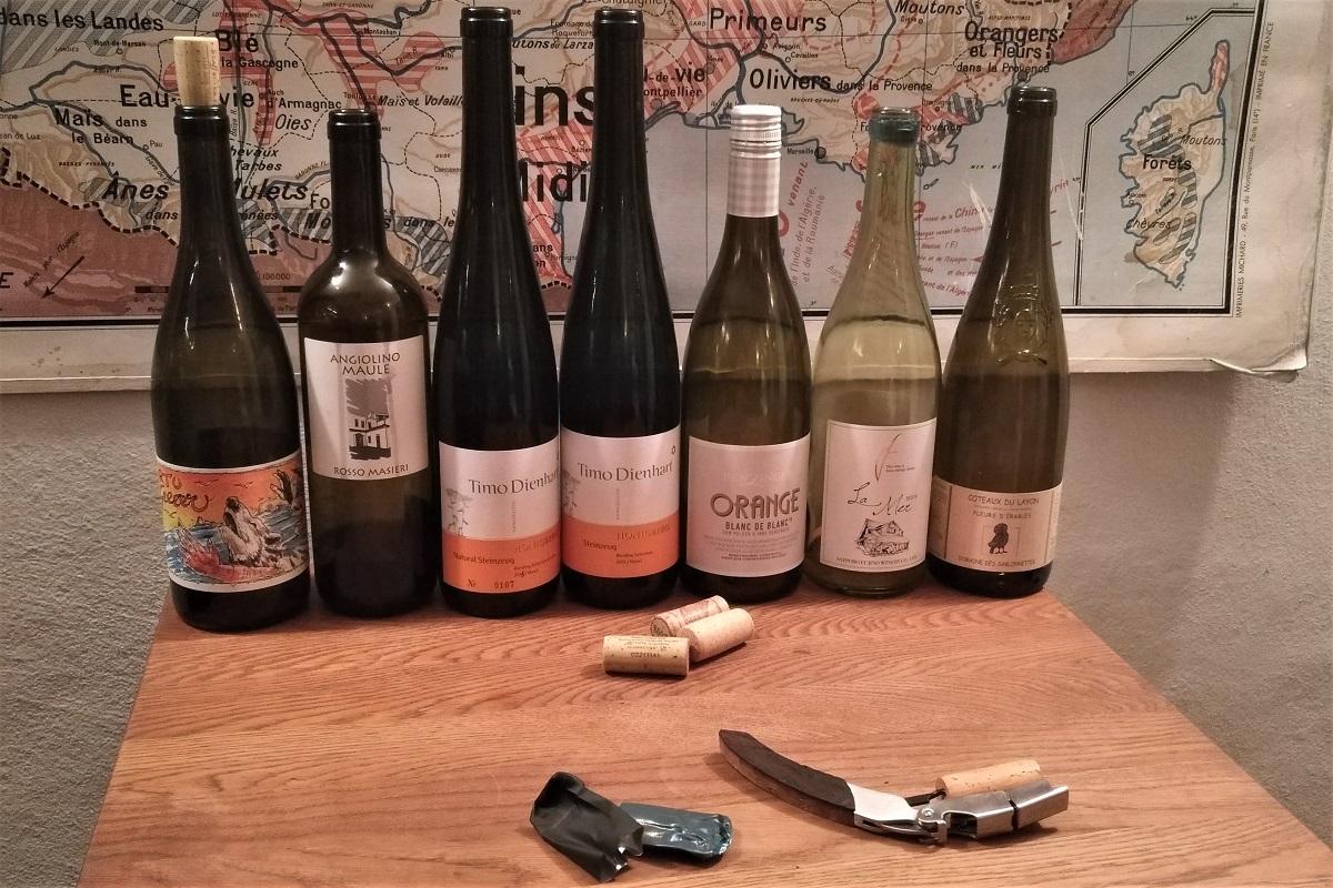 Weinstelle Nürnberg Weinprobe