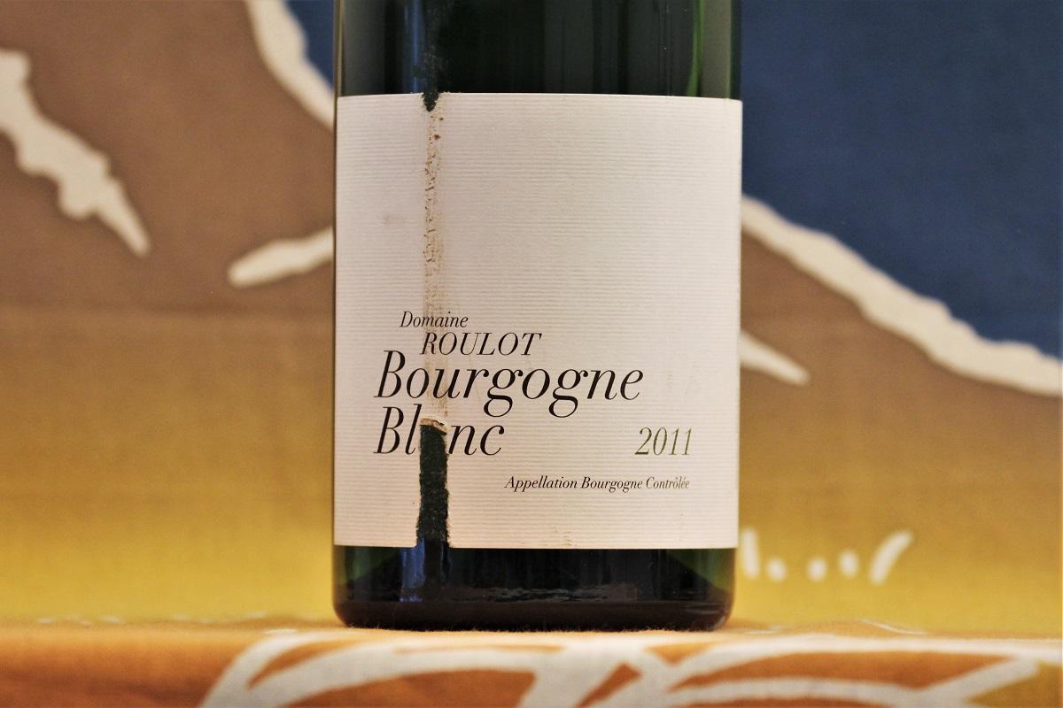 Roulot Bourgogne blanc 2011