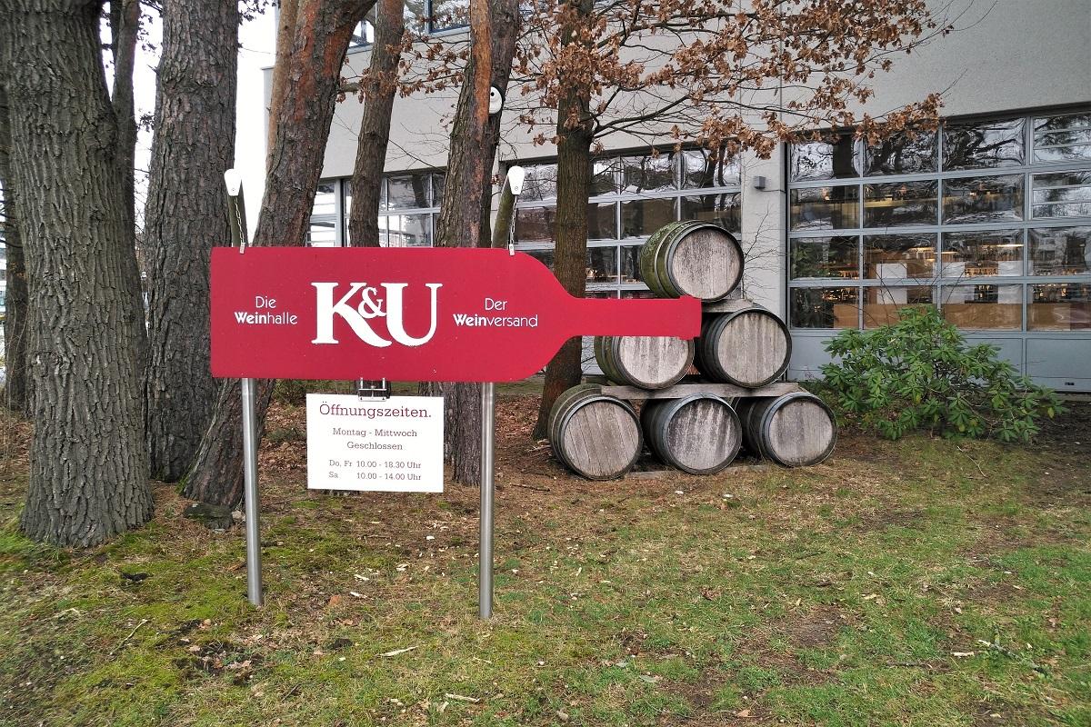 K&U Weinhandlung Nürnberg