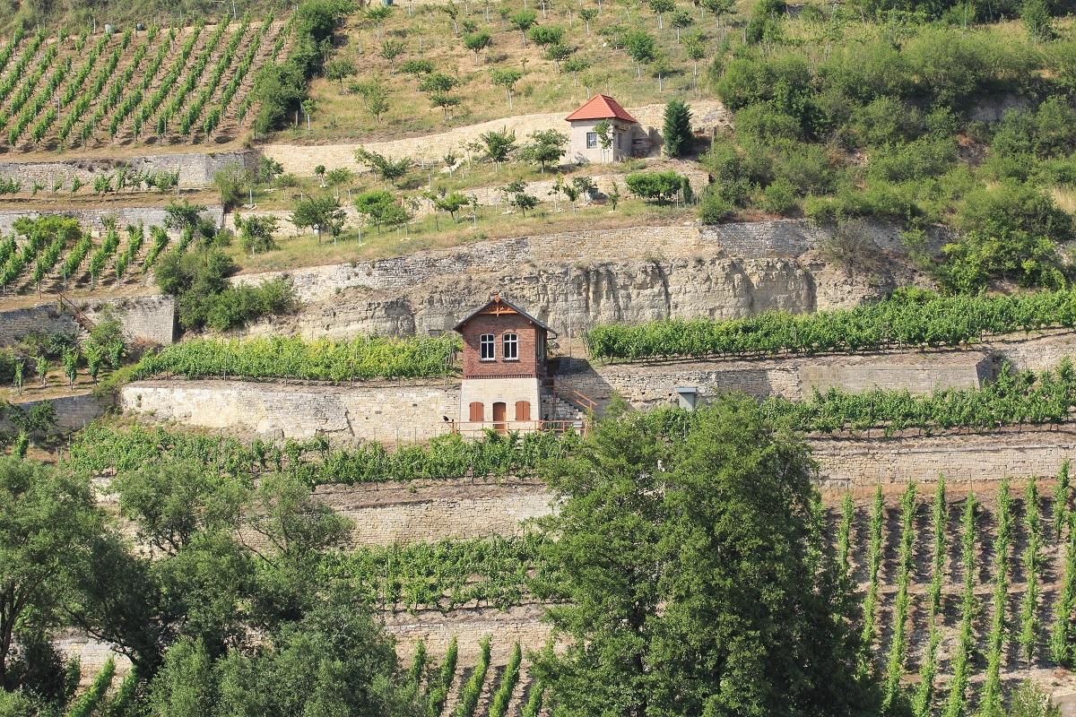 Terrassenlage