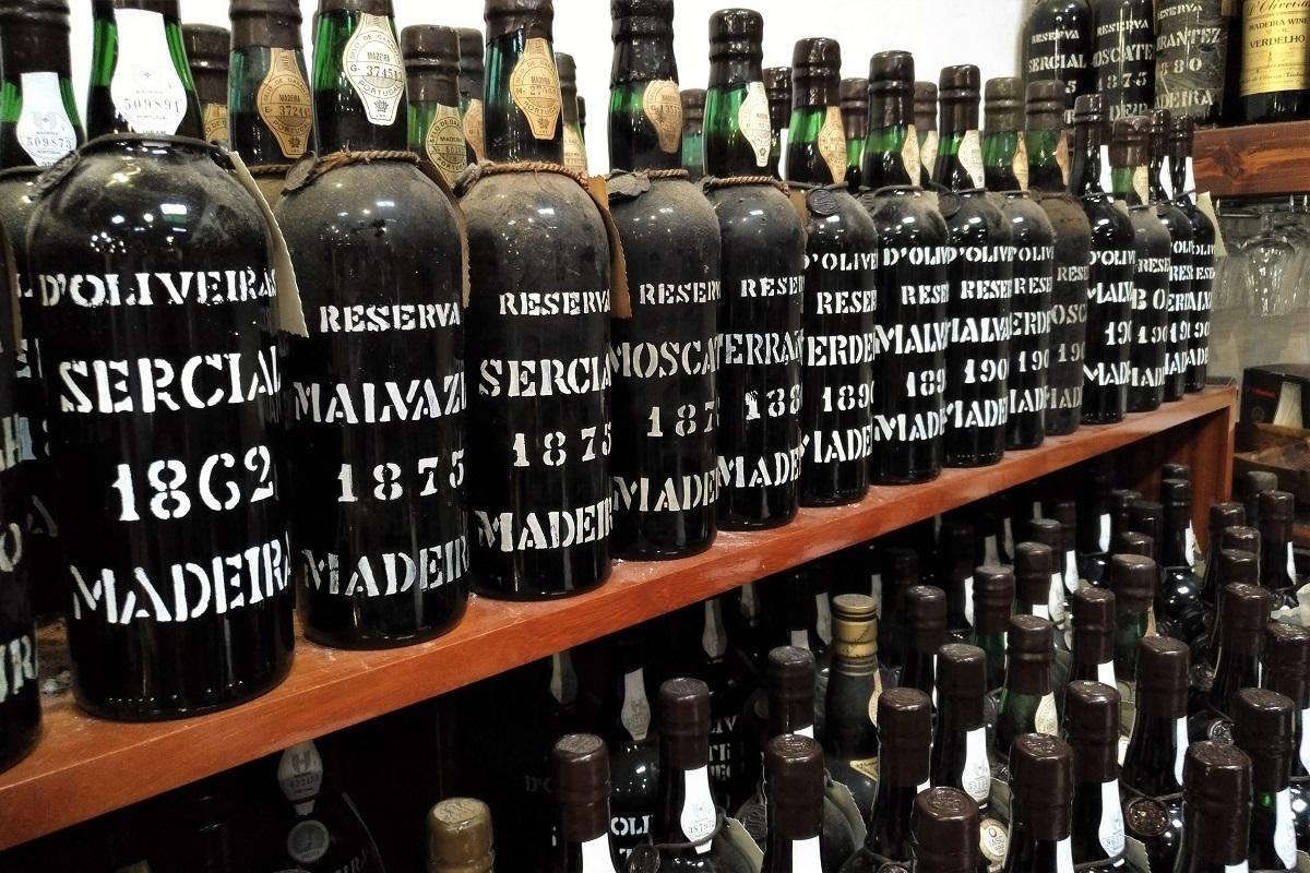 Madeira d'Oliveiras Altwein