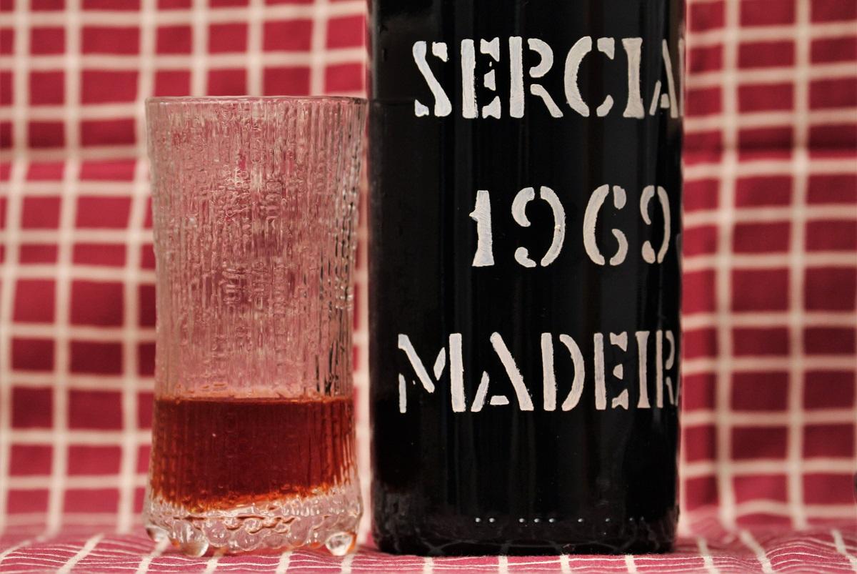 Sercial 1969 Madeira d'Oliveiras
