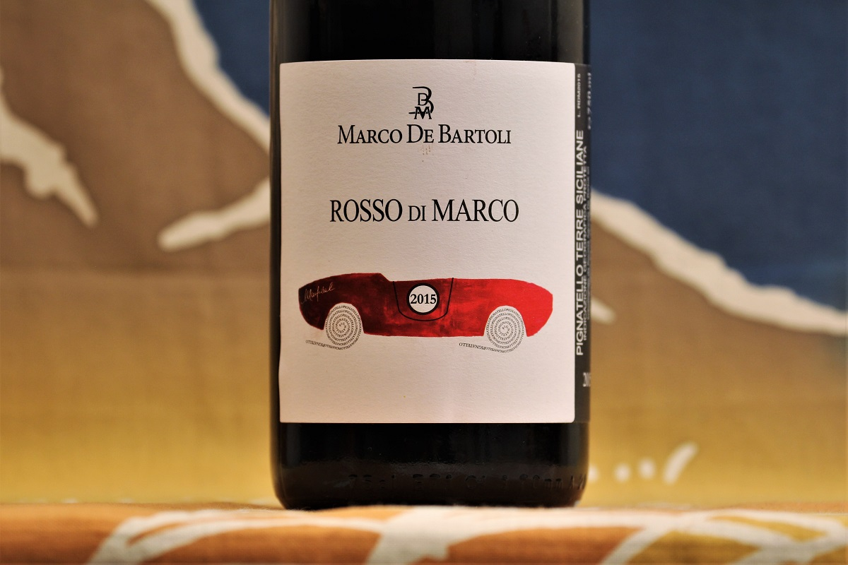 Marco De Bartoli Rosso