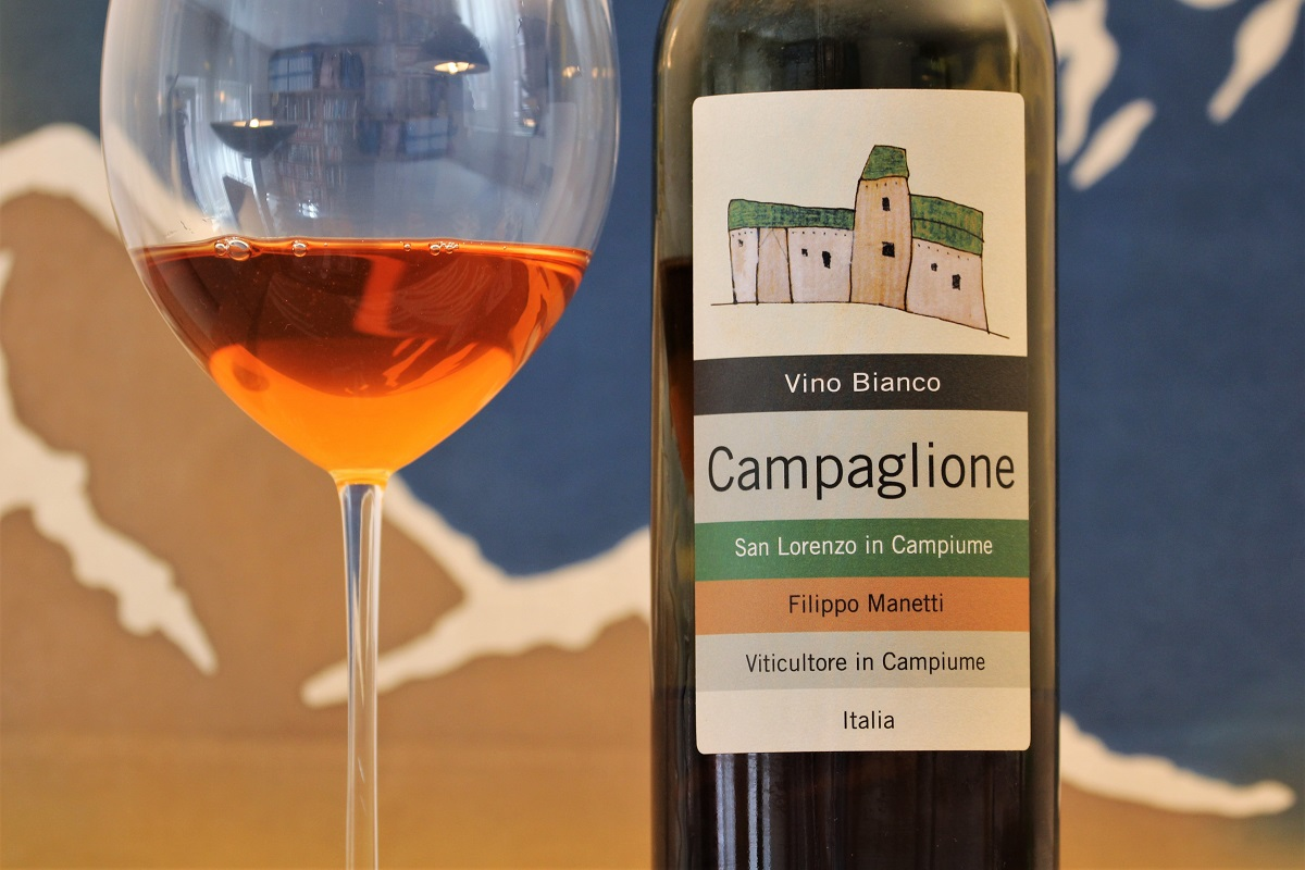 Campaglione Orange Wine