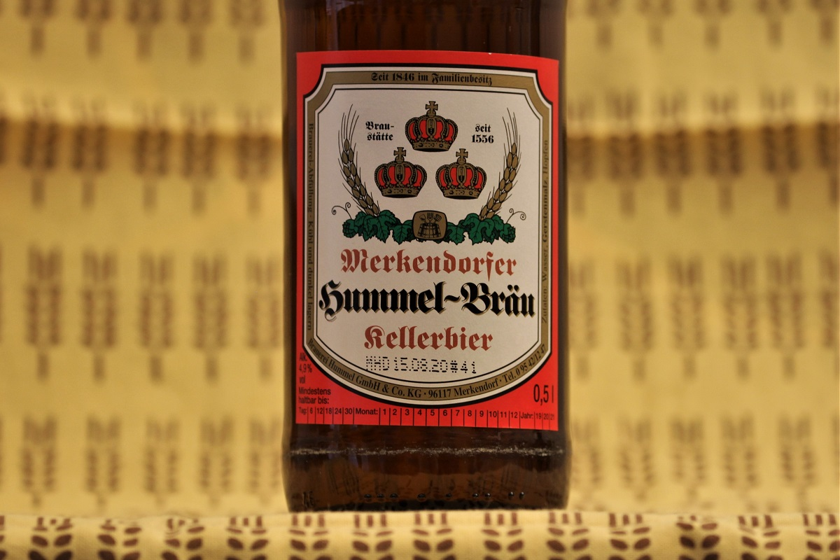 Hummel Kellerbier