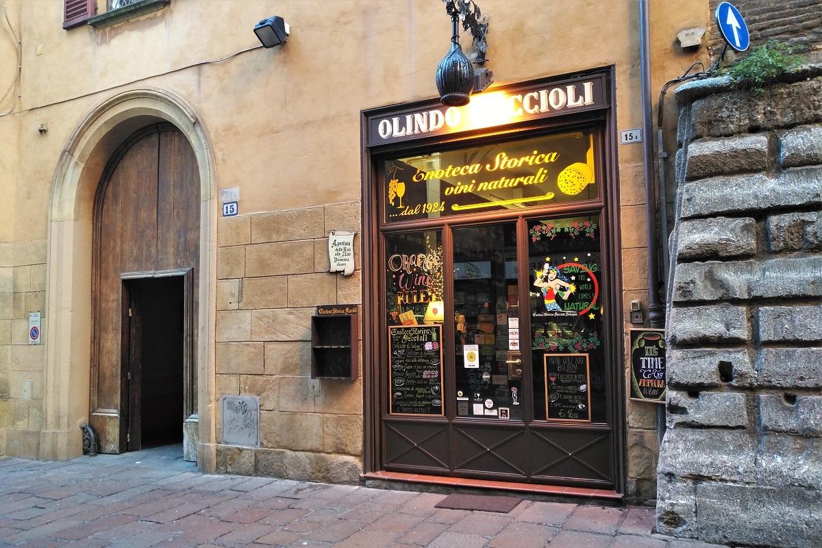Enoteca Faccioli Bologna