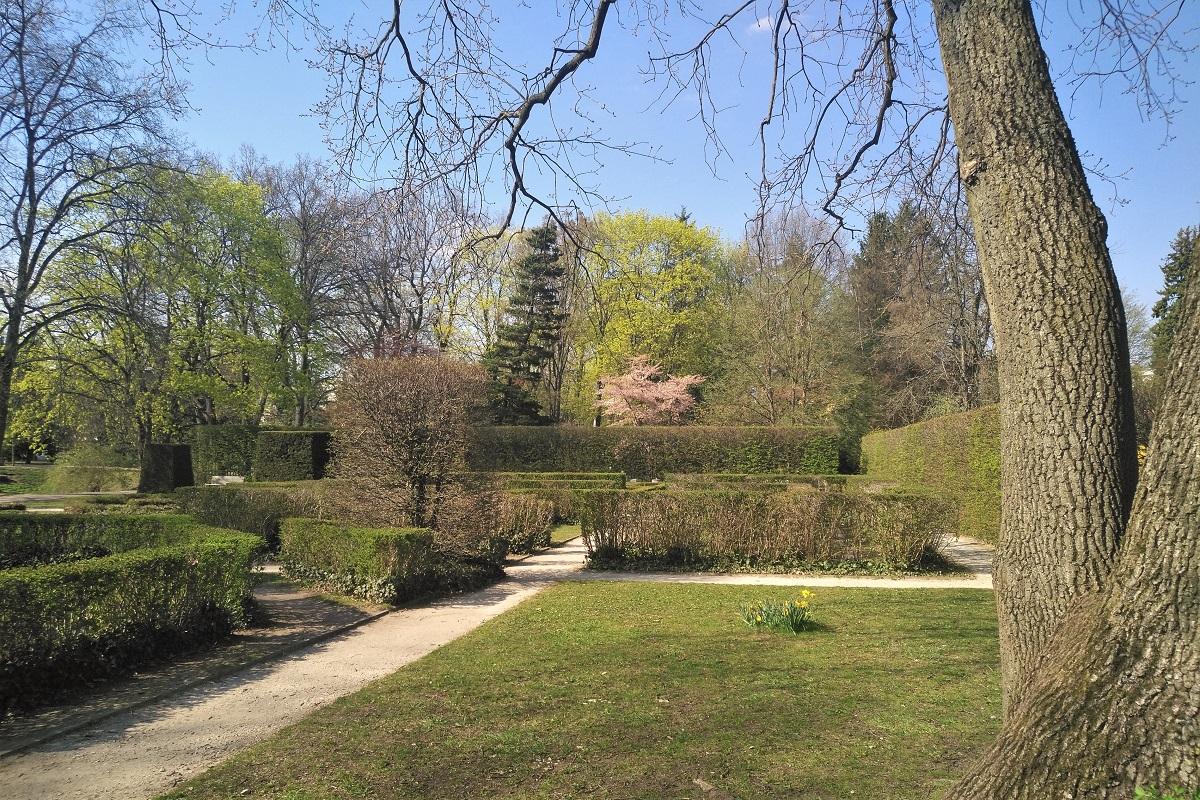 Hummelsteiner Park Nürnberg