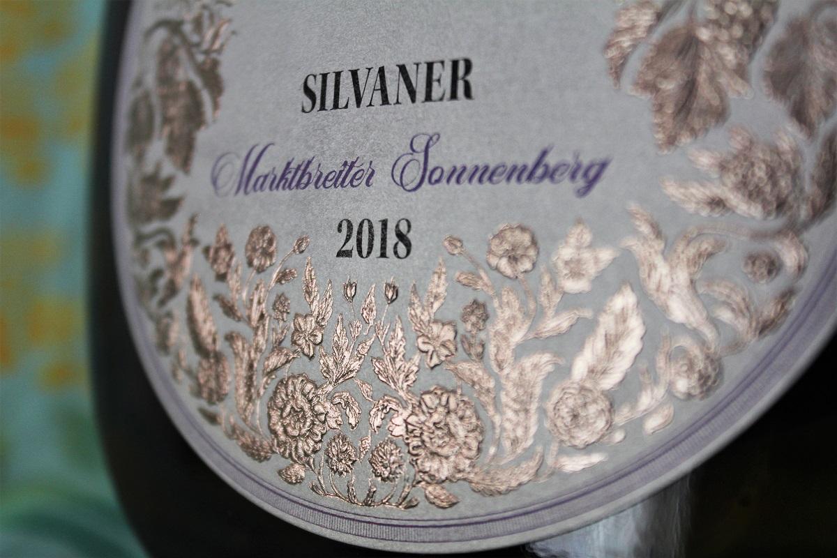 Meier Schmidt Silvaner Marktbreiter Sonnenberg