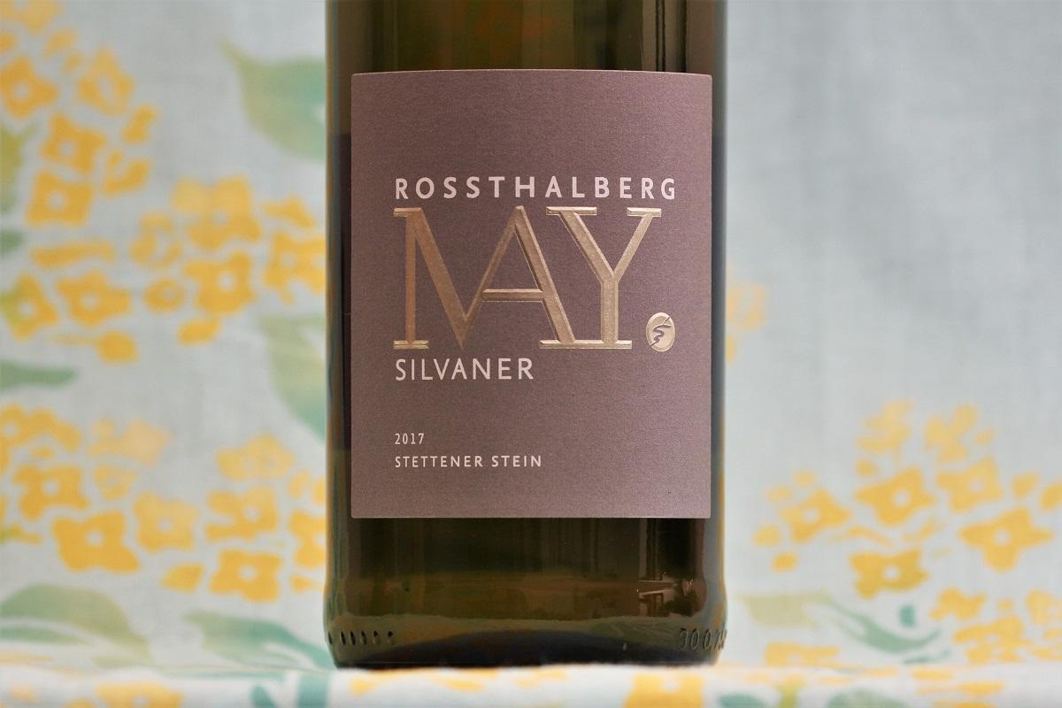 Rudorf May Silvaner Rossthalberg