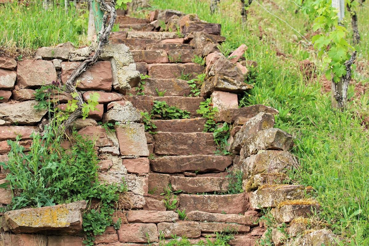 Treppe Gambacher Kalbenstein