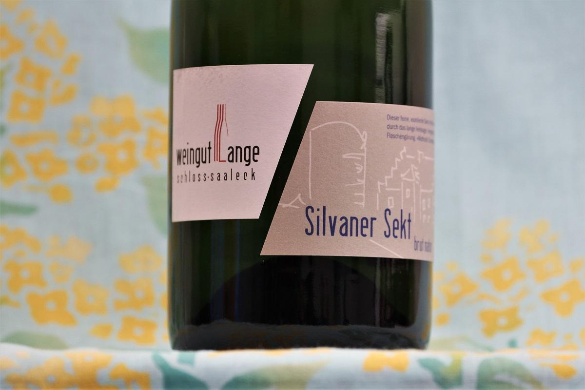 Ulrike Lange Schloss Saaleck Silvaner Sekt