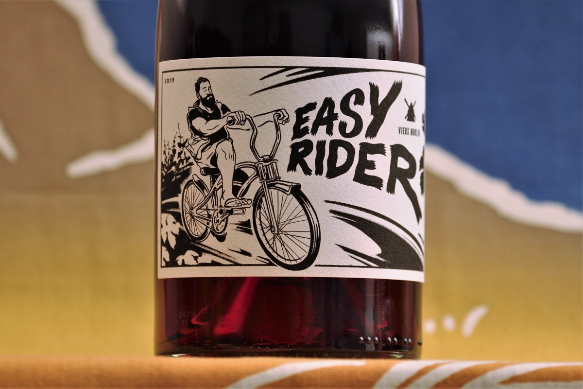 Easy Rider Vieux Moulin