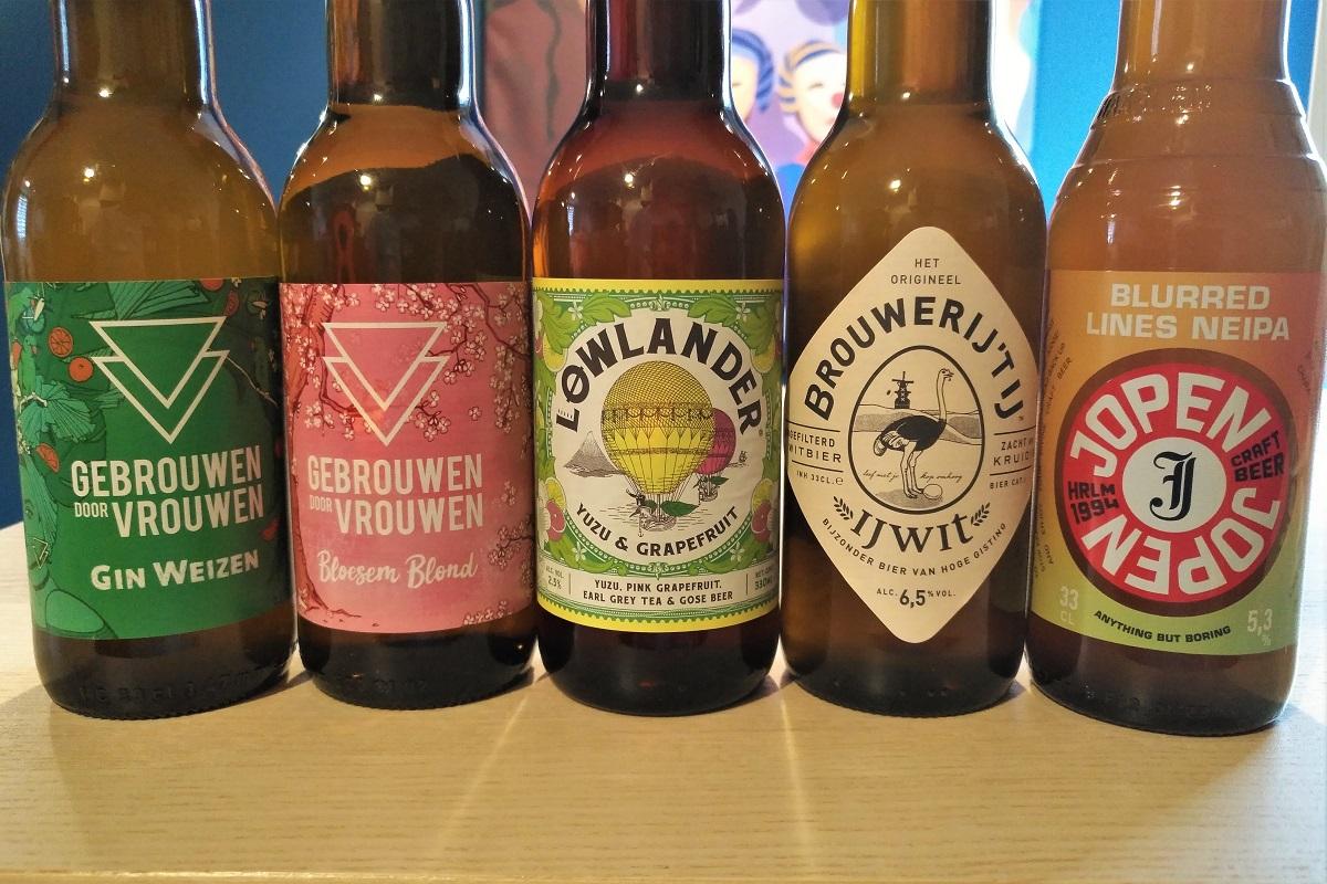 Craft Beers Niedelande