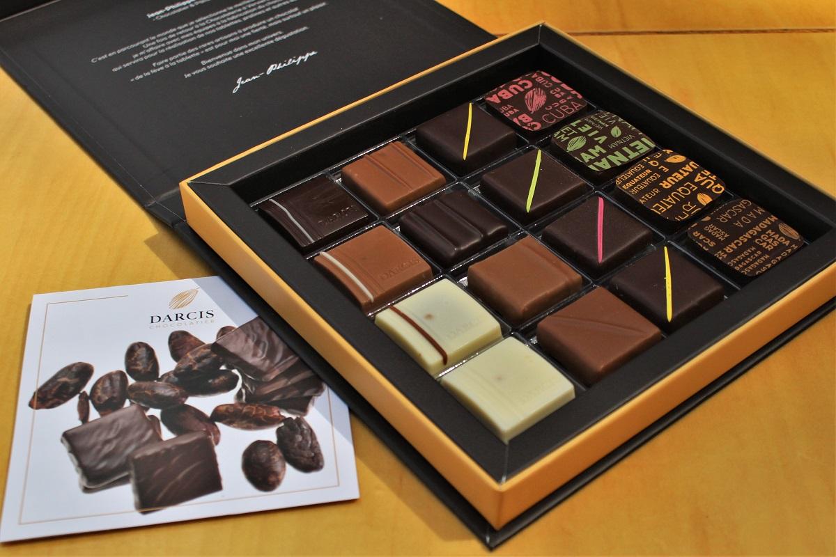 Darcis Chocolatier Verviers