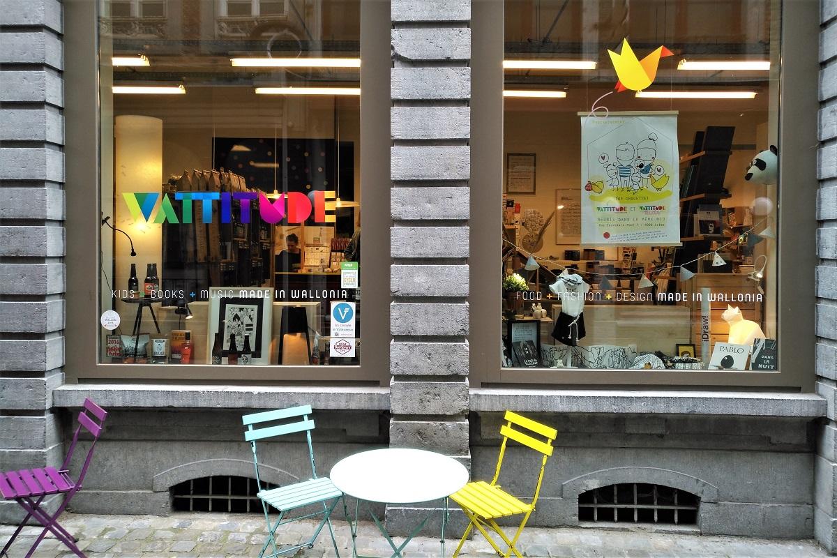 Wattitude Liège