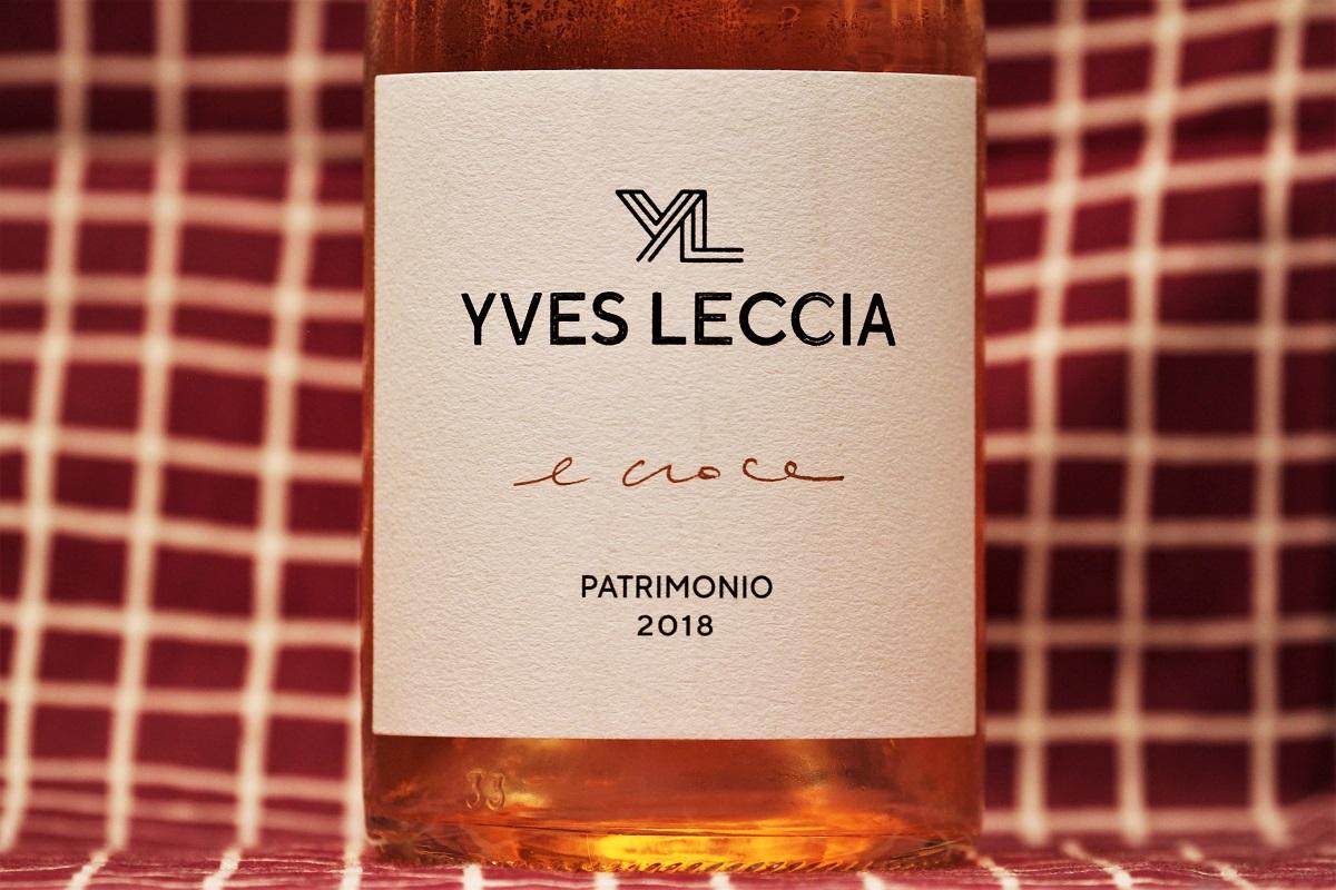 Yves Leccia Rosé Korsika