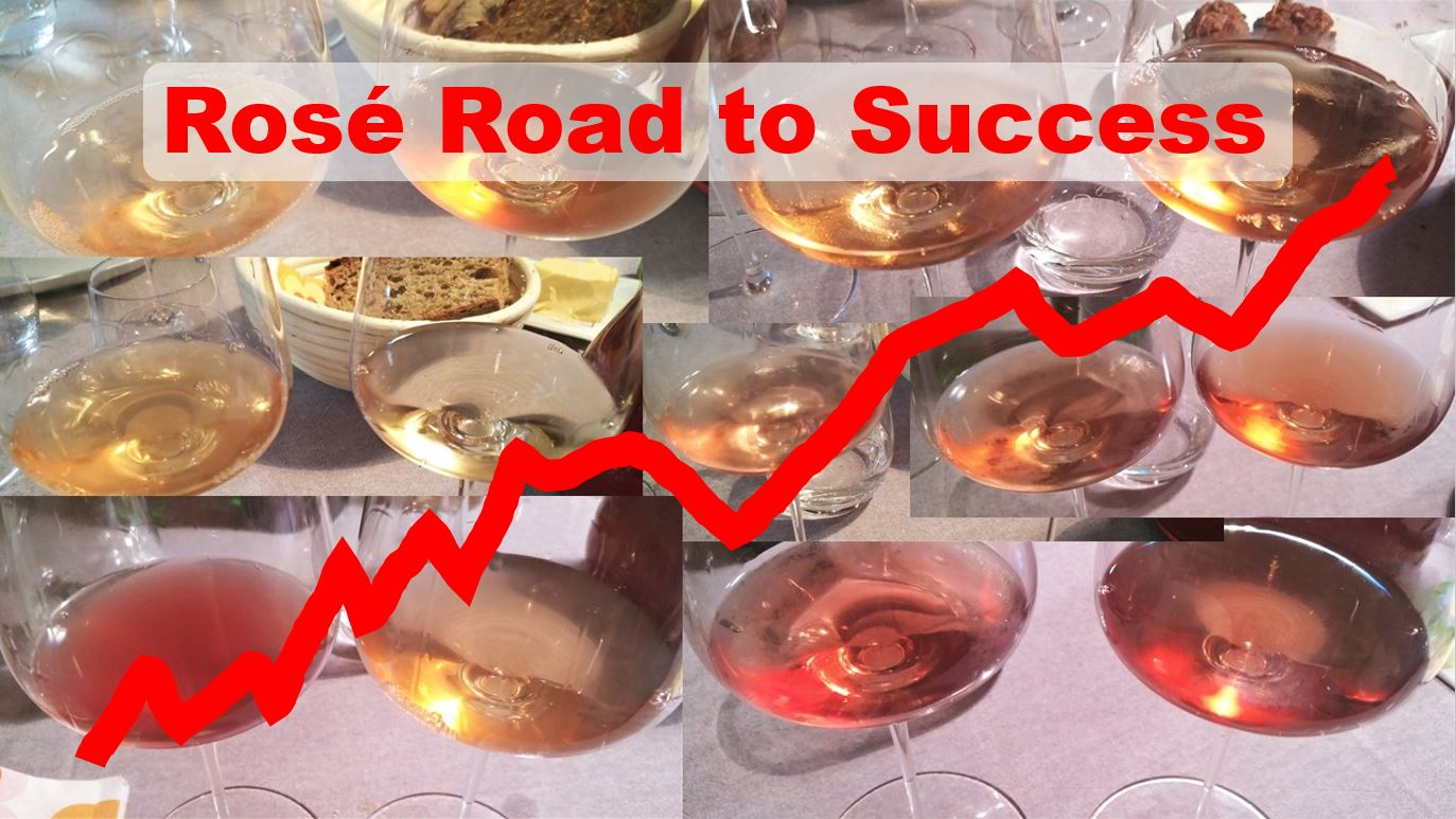 Rosé road to success