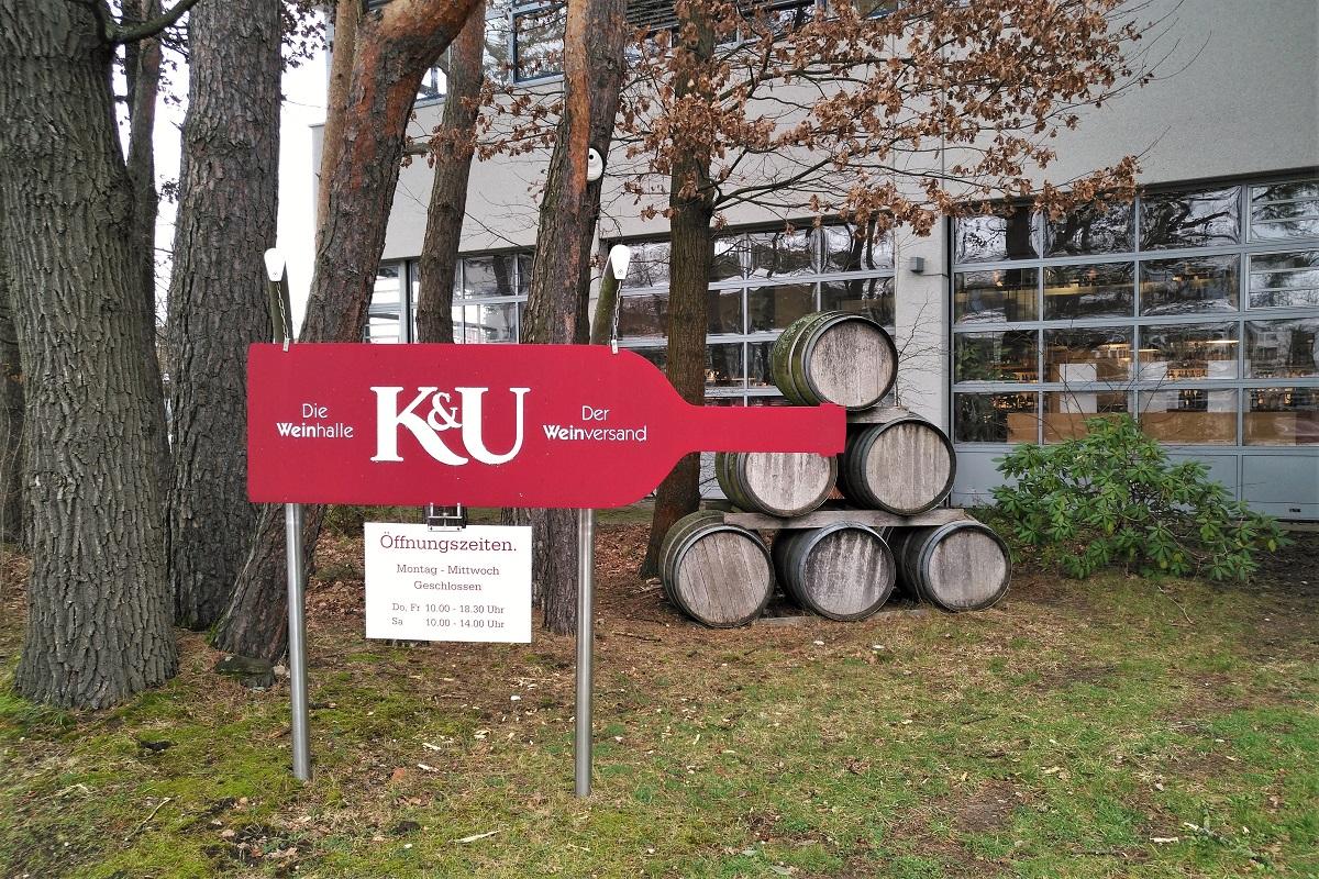 K&U Weinhalle Nürnberg