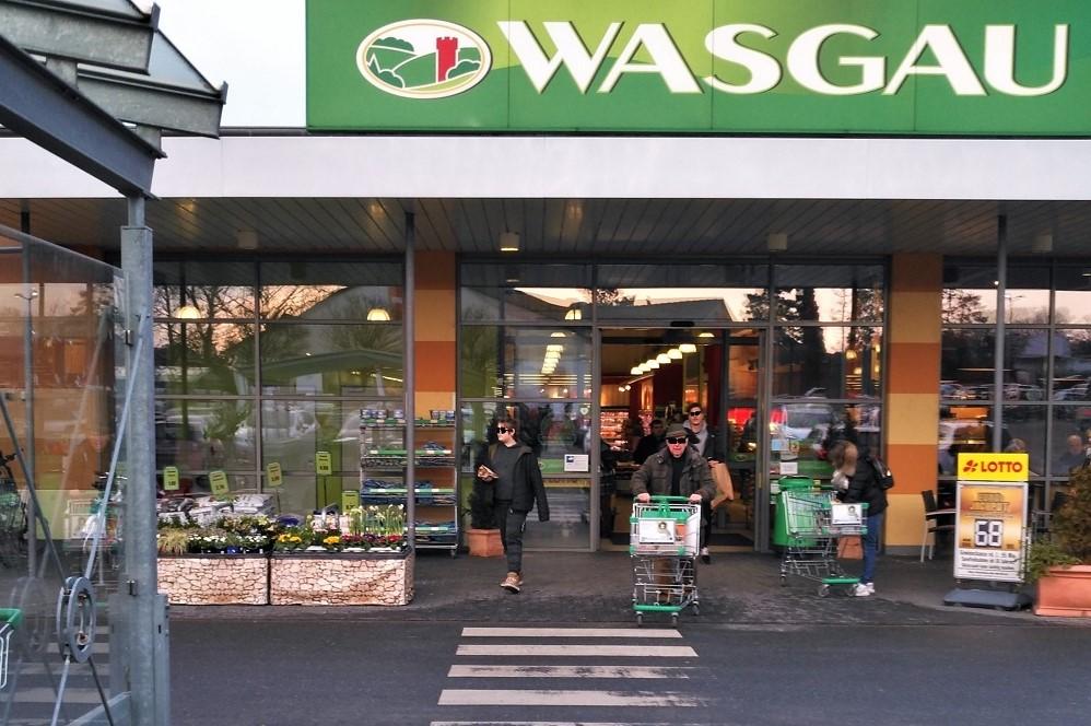 Wasgau Nieder-Olm Supermarkt